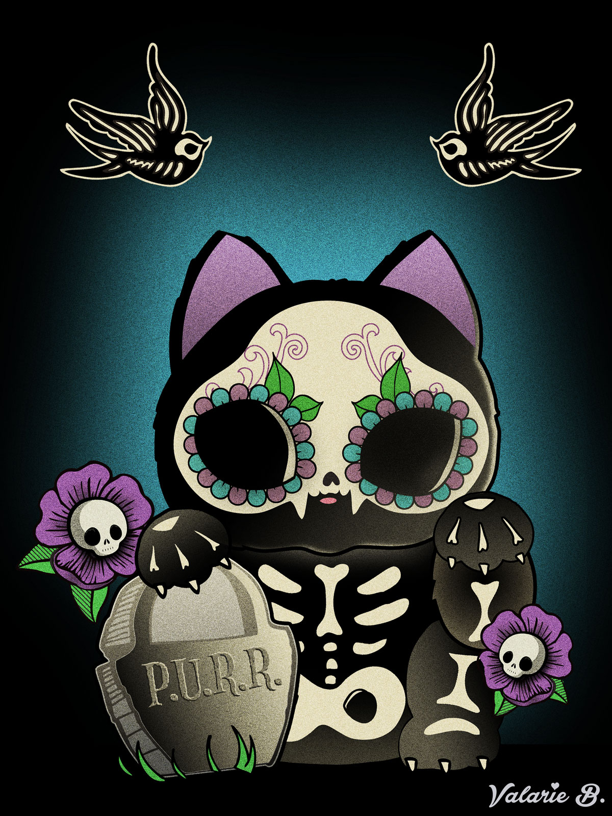 Dead Kitty Poster