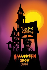 Toy Art Gallery Halloween Show