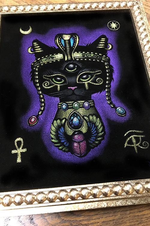 Cleocatra Painting